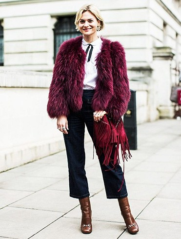Ideas On How To Wear Faux Furcasually