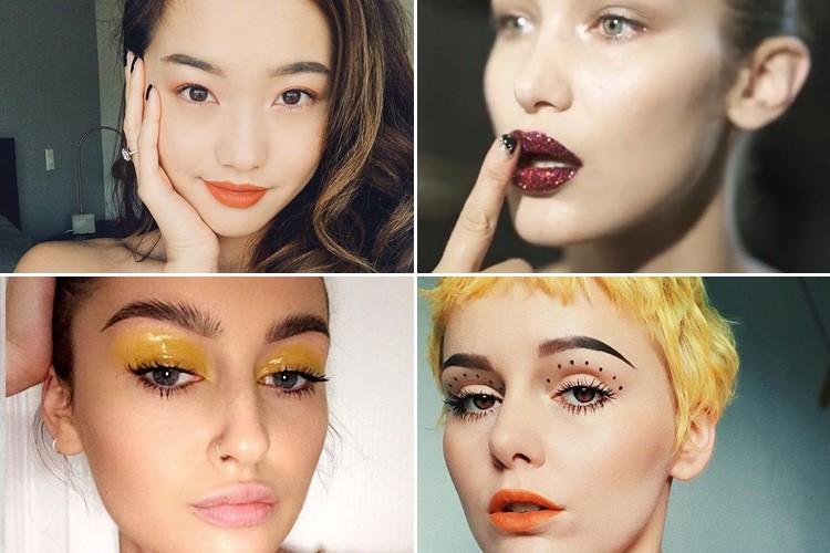 Instagram Beauty Trends 2018