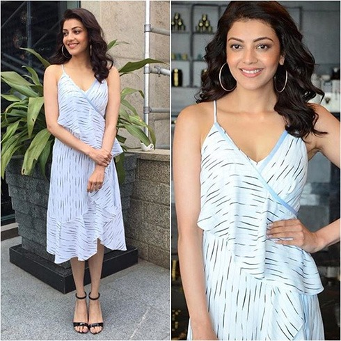 Kajal Aggarwal In Lola By Suman B