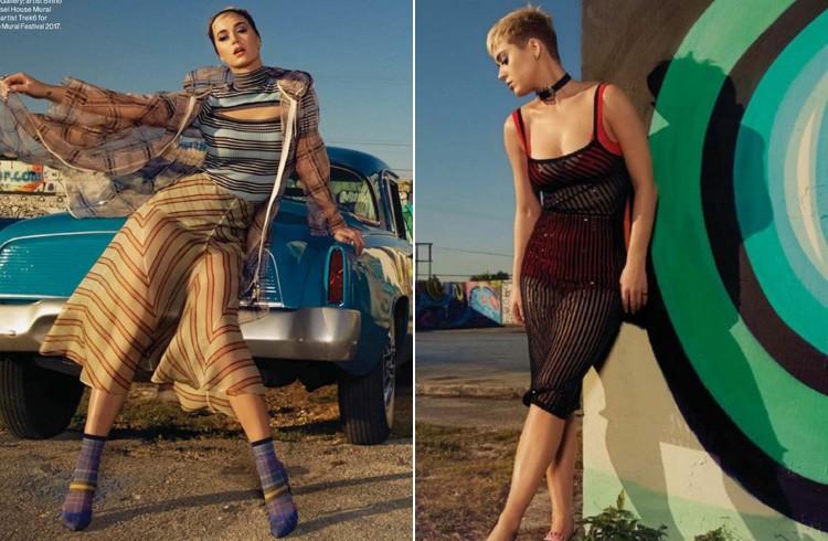 Katy Perry Magazine Photos