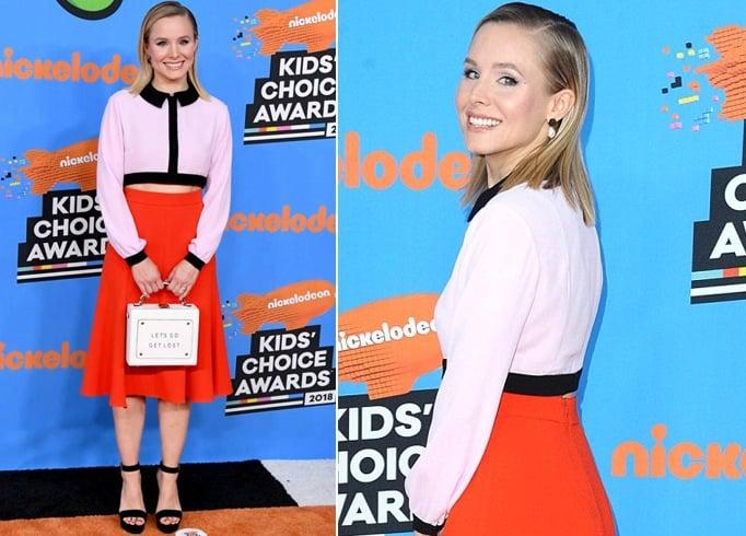 Kristen Bell at Nickelodeon Kids Choice Awards