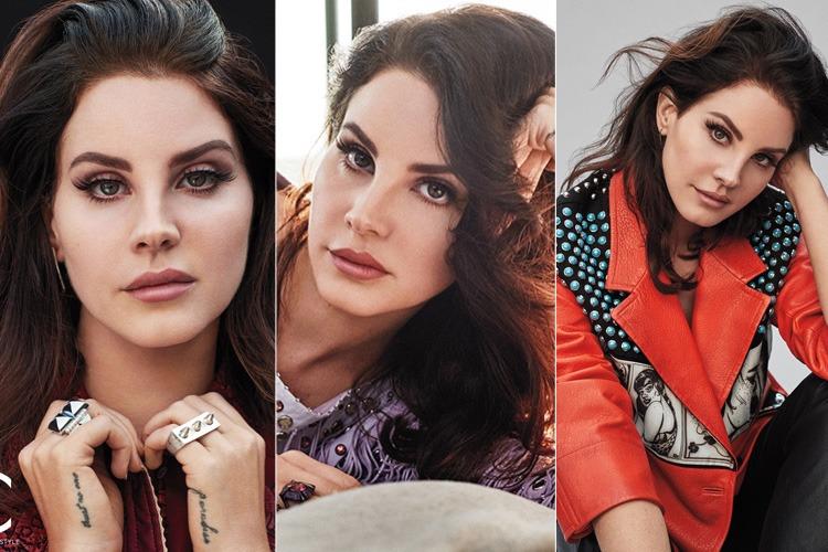 Lana Del Rey Magazines