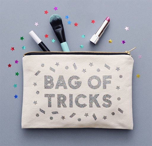 Makeup and Jewelry Pouch