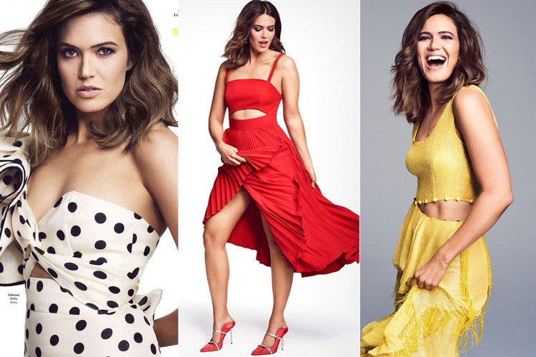 Mandy Moore Photoshoots