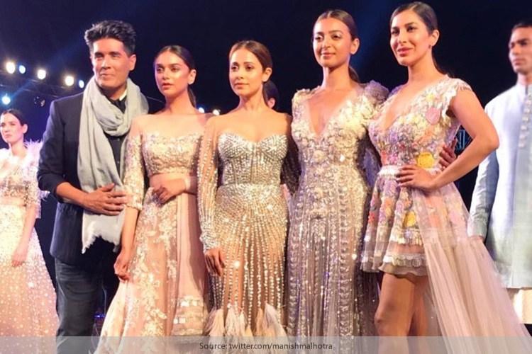 Manish Malhotra Summer Couture