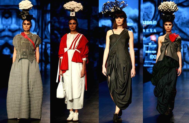 Nitin Bal Chauhan AIFW Collections