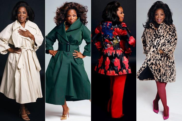 Oprah Winfrey Photoshoots