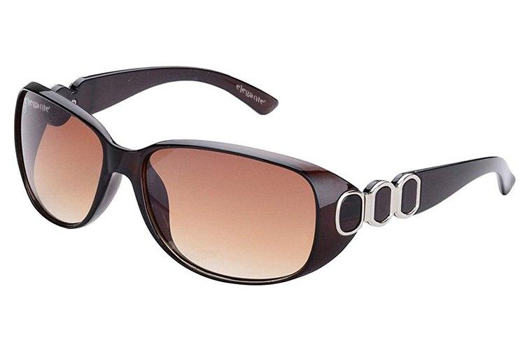 Oversized Brown Women Sunglasses