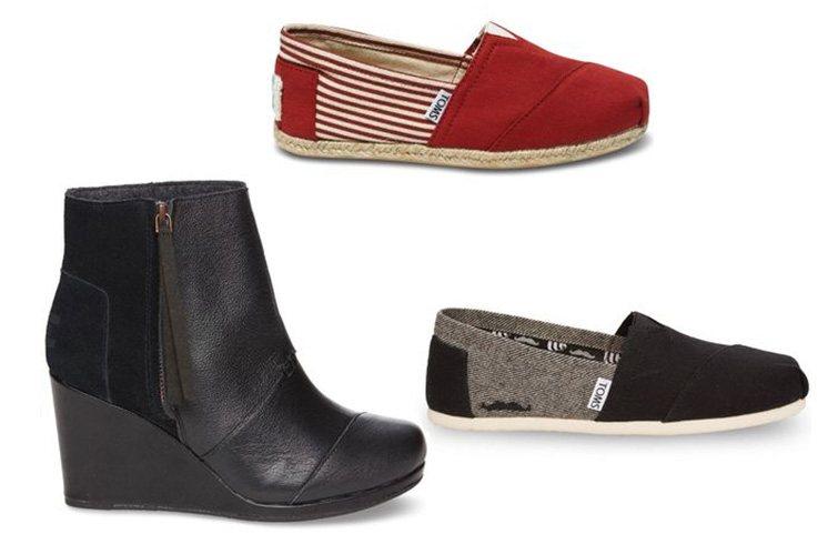 Philanthropic Footwear