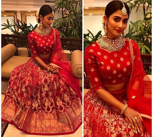 Pooja Hegde Wedding Ceremonie