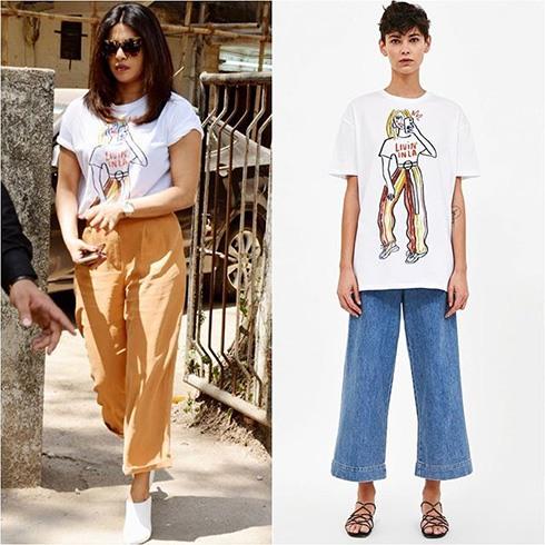 Priyanka Chopra Pant Styles