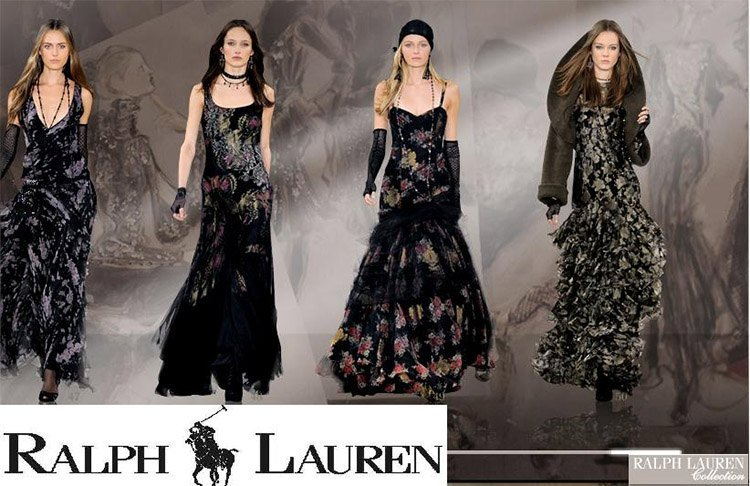Ralph Lauren Expensive Fashion Brands