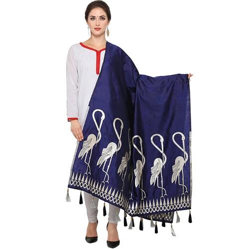 Silk Banarasi Dupatta