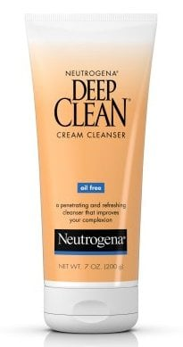 Skin care cleanser