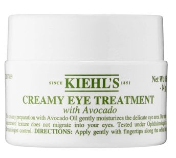 Skin care layering Eye cream