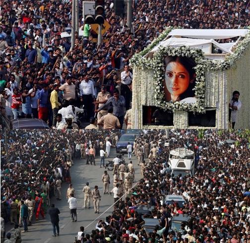 Sridevi Kapoor Fans
