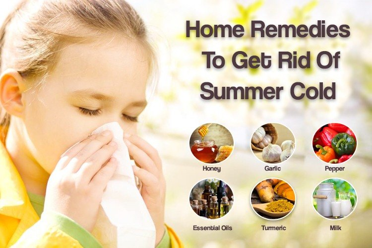Summer Cold Home Remedies
