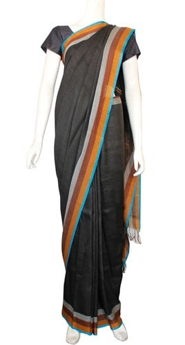 Summer Khadi Saree