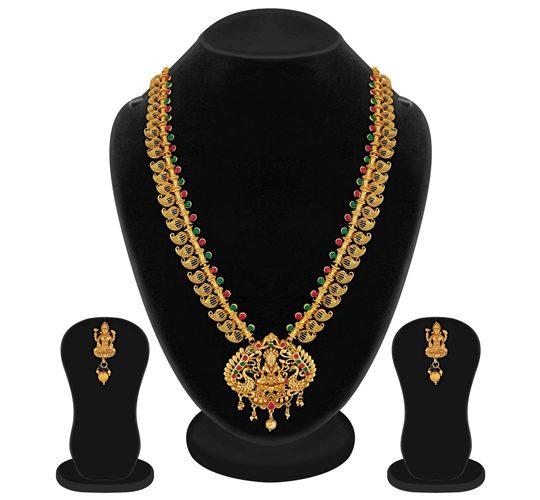 Temple Necklace Jewellery