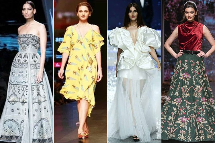 Winter 2018 AIFW Collections