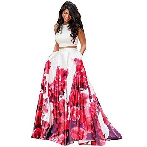 Womens Cotton Silk Lehenga Choli
