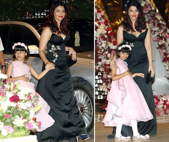 Aishwarya Rai Bachchan inOsman Studio Outfit