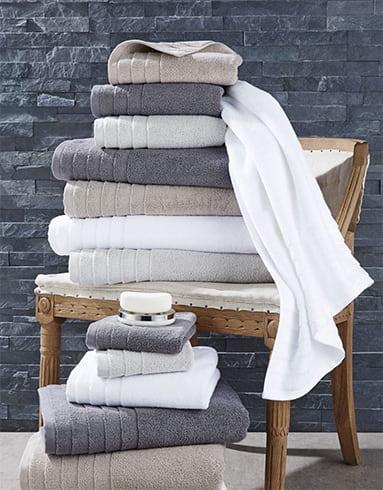 Luscious Bath towels