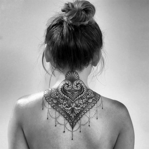 Best Dot-Work Tattoo Ideas