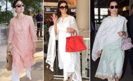 Bollywood Divas Are Caught Doing Desi on Travel