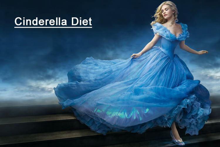 Cinderella Diet The Latest Weight Loss Diet Trending