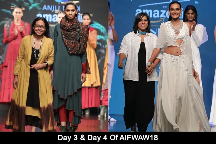 Day 3 and Day 4 of AIFWAW 2018