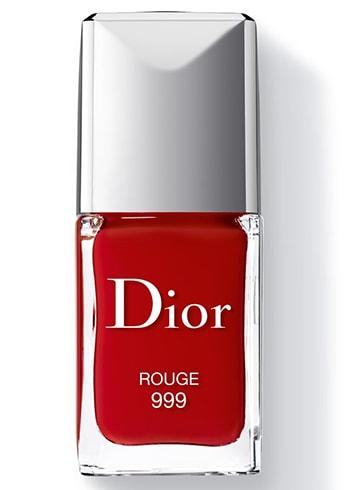 Dior Vernis Rogue Nail Polish