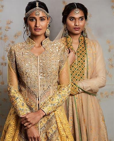 Indian Wedding Dresses For Brides Sister