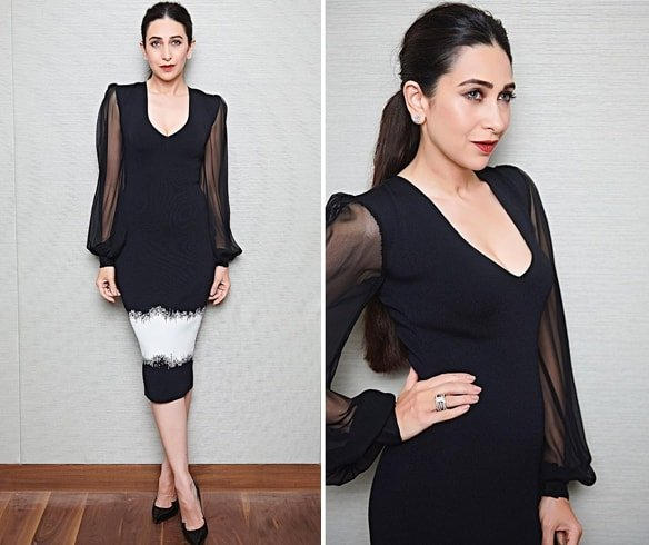 Karisma Kapoor at The India Today Conclave 2018