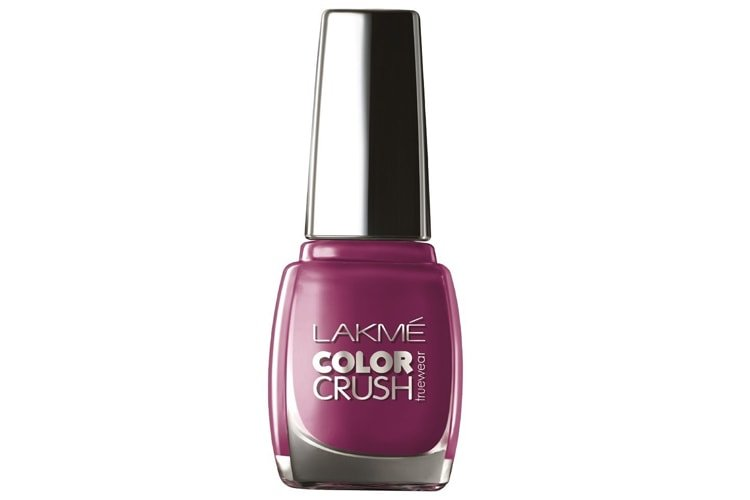 Lakme True Wear Color Crush Nail Color