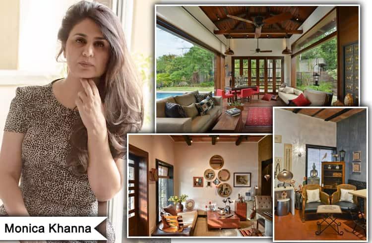 Monica Khanna Interior Designer