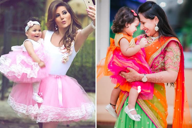 Mother And Daughter Matching Dresses Are The Latest Fashion Trend