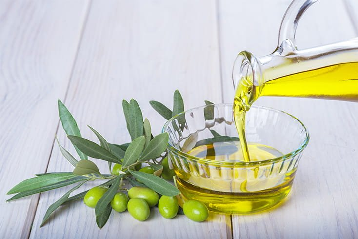 Olive Oil Conditioning