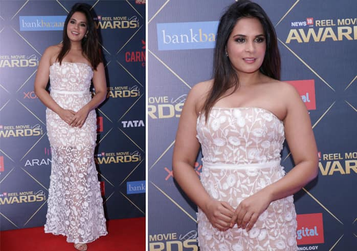 Richa Chadda in Jarlo London outfit