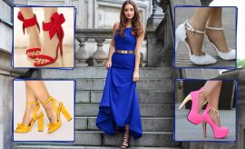 Shoes To Match Royal Blue Dress