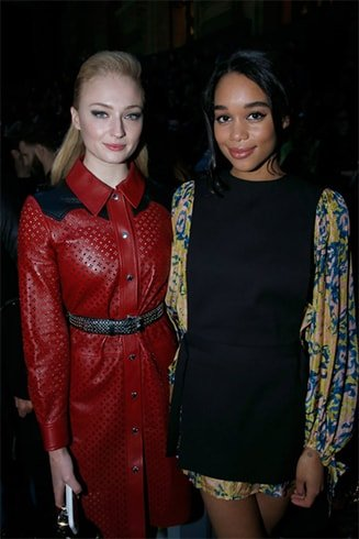 Sophie and Laura Harrier