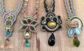 Soutache Jewellery Ideas and Styles