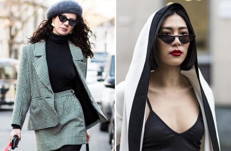 Matrix Sunglasses for Oval Shaped Face