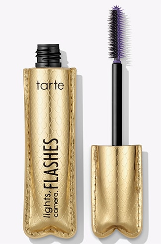 Tarte Lights Camera, Flashes Statement Mascara