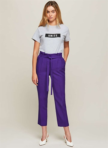 Ultraviolet Trousers