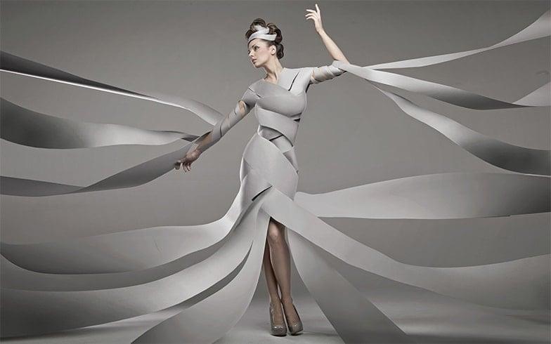 3 D Printed Dress