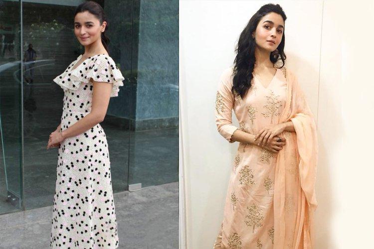 Alia Bhatt in Raazi Promotions