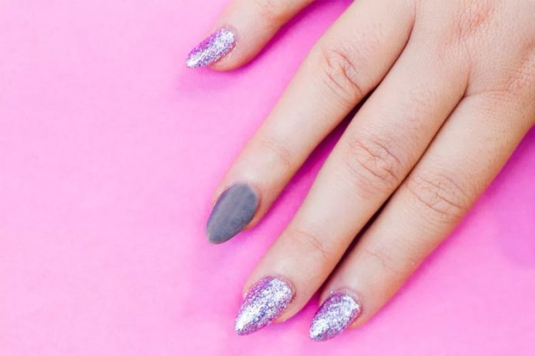 Amethyst Nail Art Learn How To Look Wow
