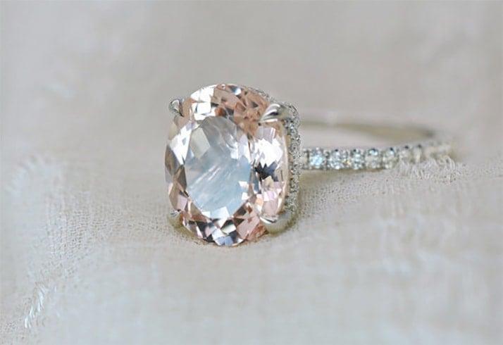 Blush Pink Ring