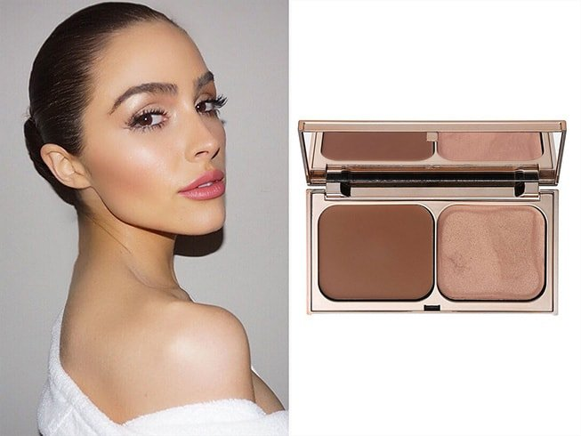 Bronzer As Your Eyeshadow
